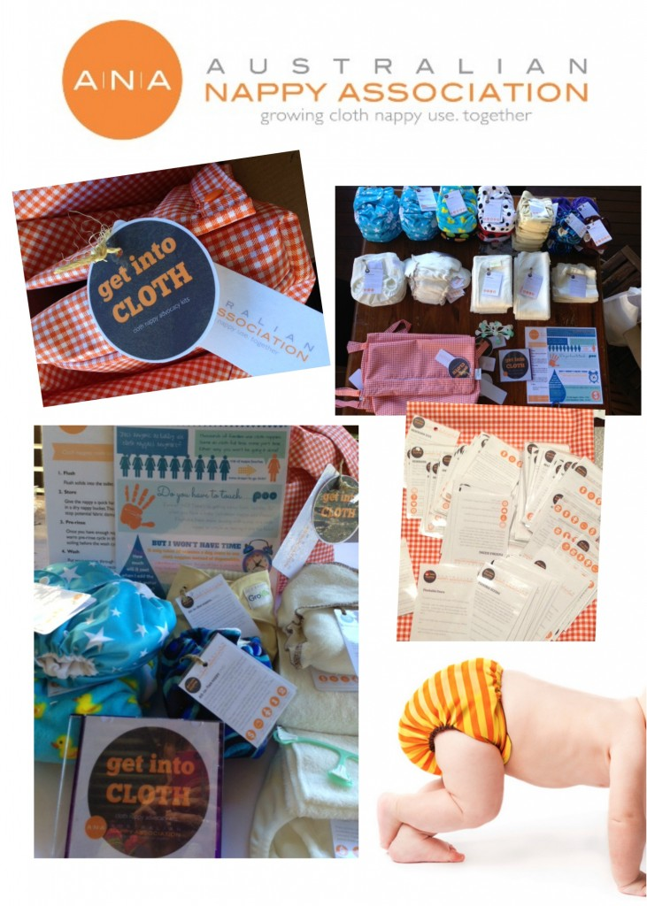 Get into Cloth Kits - Australian Nappy Association