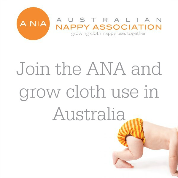 Join the Australian Nappy Association and help grow cloth nappy use in Australia.