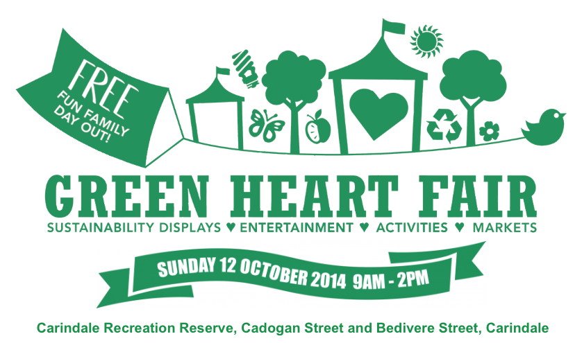 Australian Nappy Association will be at the Green Heart Fair - Brisbane's biggest FREE bi-annual community and sustainability festival, promoting innovative green living in a fun, family-friendly environment for all residents to come and enjoy.