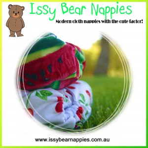 Issy Bear Nappies