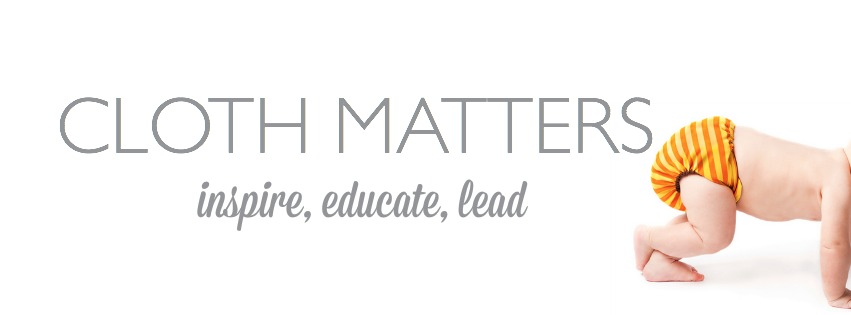 Cloth Matters - the Australian Nappy Association's monthly newsletter and your source of inspiration and support for your cloth nappy journey.