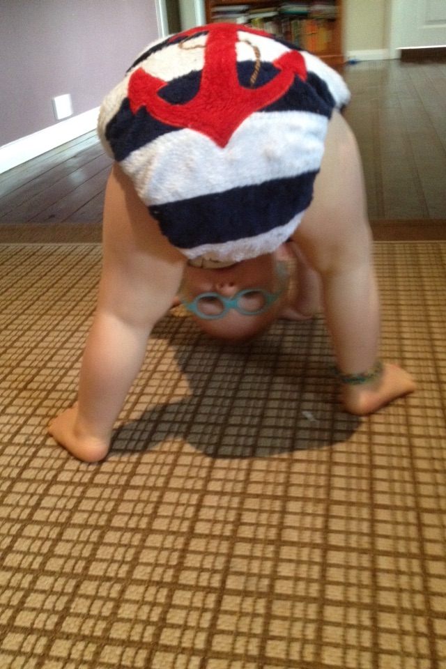 Cloth Nappy Super Hero Series... Now on the Blog!