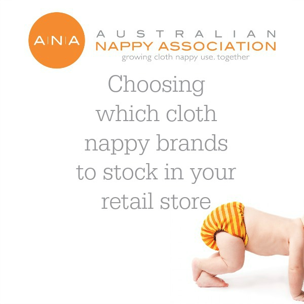 Choosing which cloth nappy brands to stock in your retail store