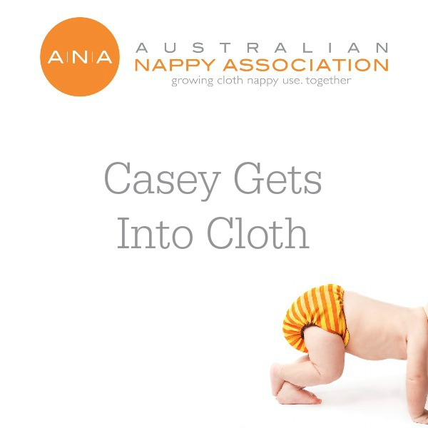 Casey gets into cloth