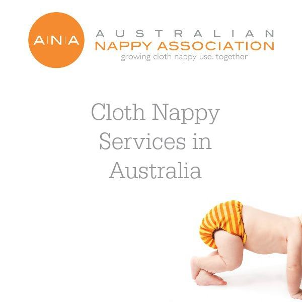 Cloth nappy services in Australia