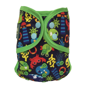 one-size Swimmi Under the Sea Blue LR