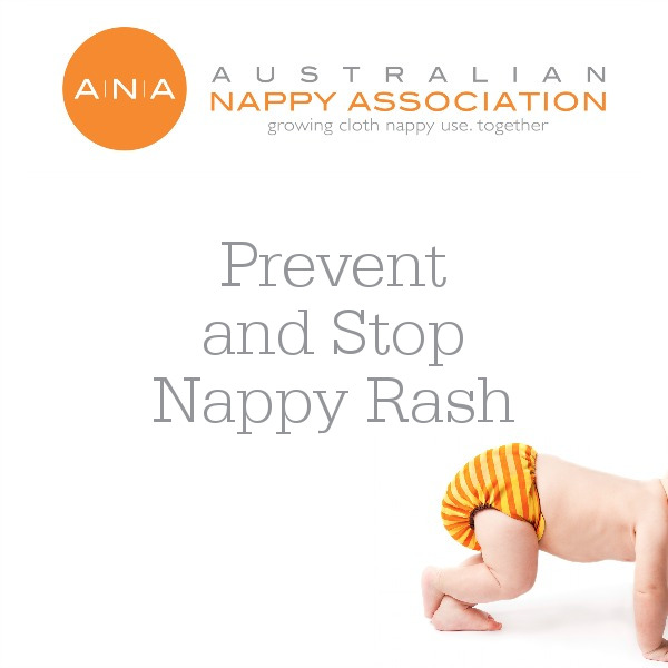 Prevent and stop nappy rash