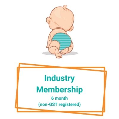 Industry Member 6months non-GST