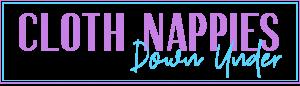 cloth nappies down under logo