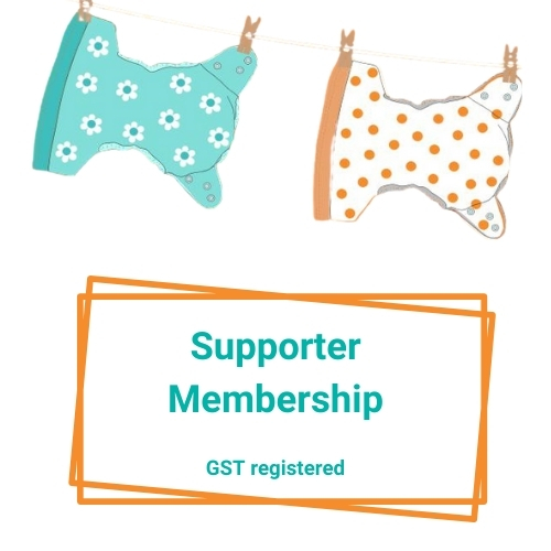 Supporter Member GST-reg