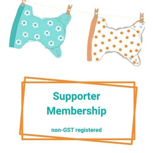 Supporter Member non-GST